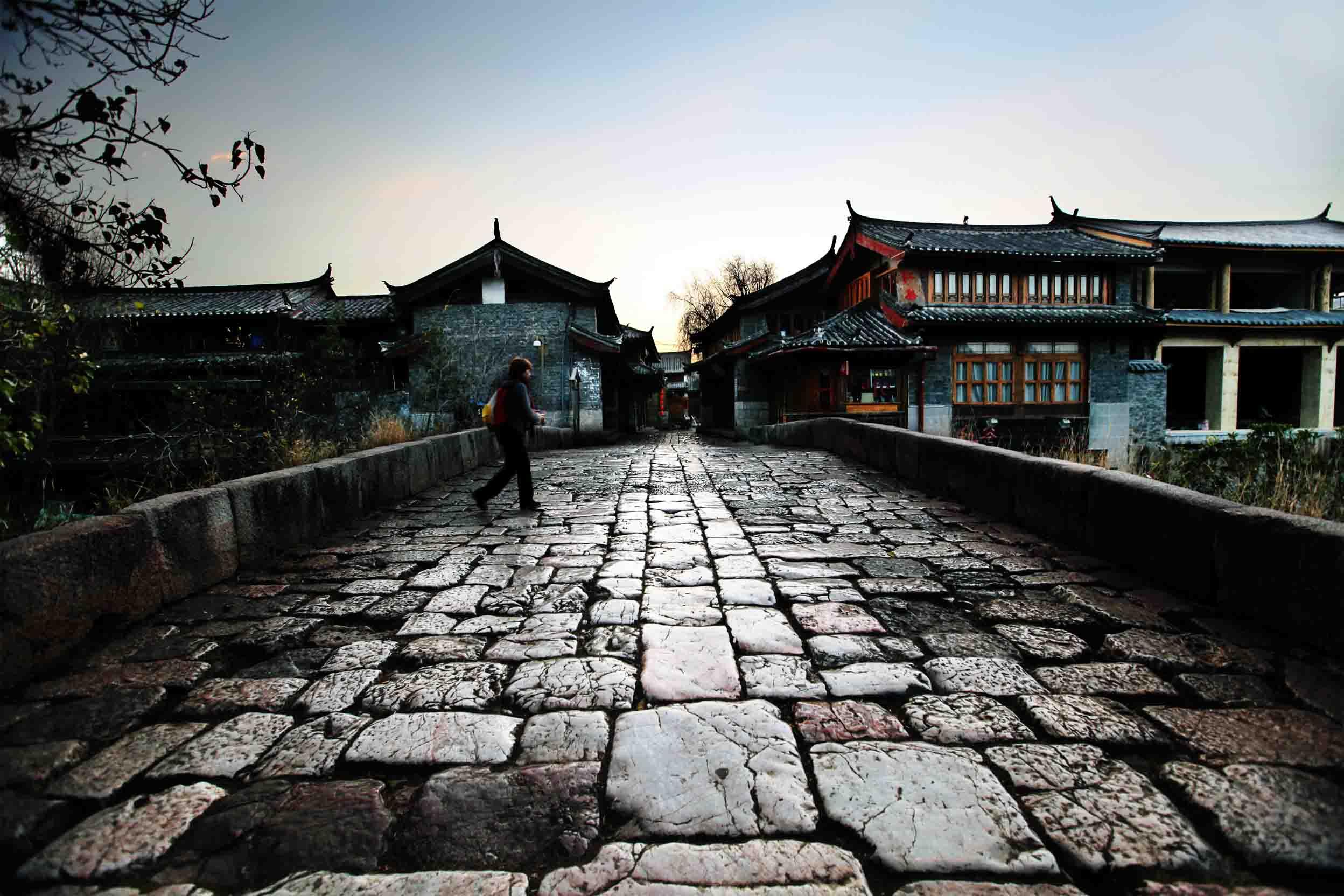 首页 ppt背景 风景ppt背景图片 > 丽江古城(大研镇)ppt背景图片  上一
