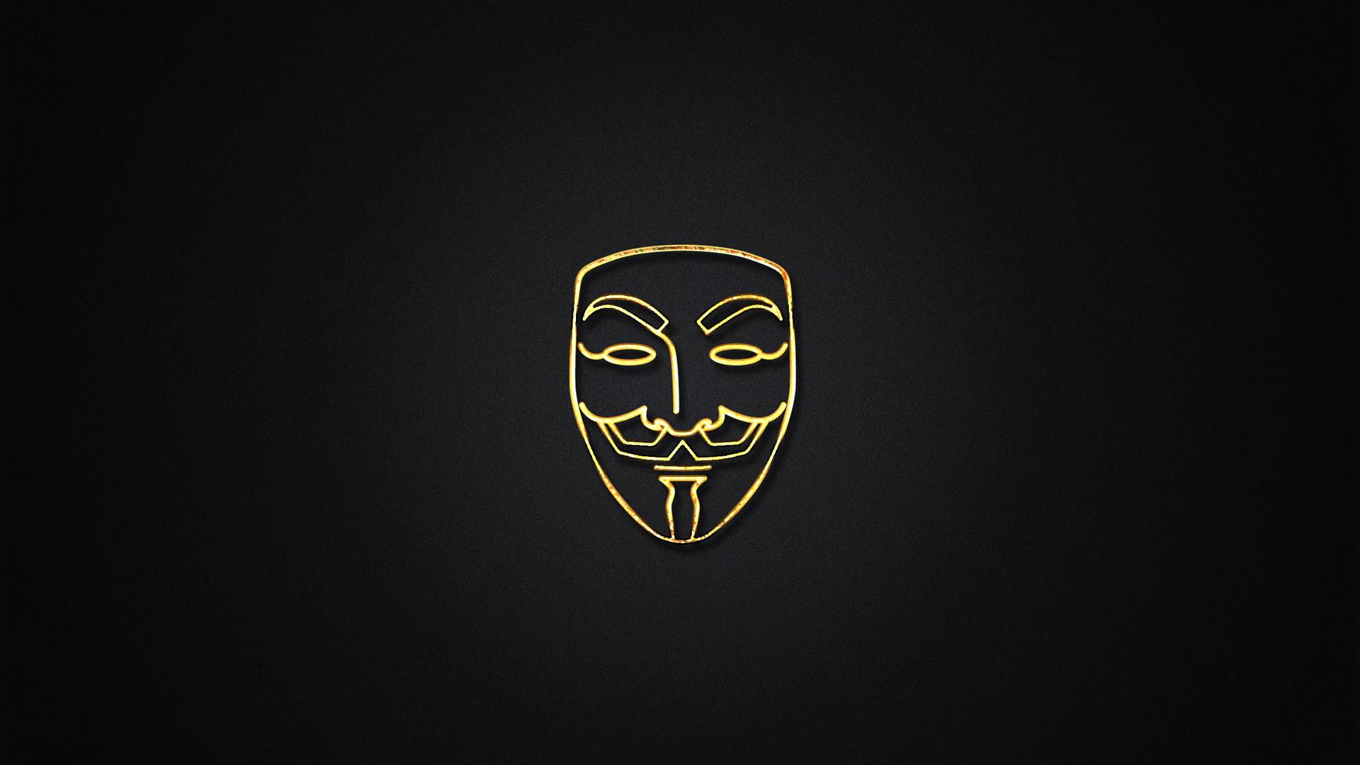 创意简约logo设计面具ppt背景图片下载