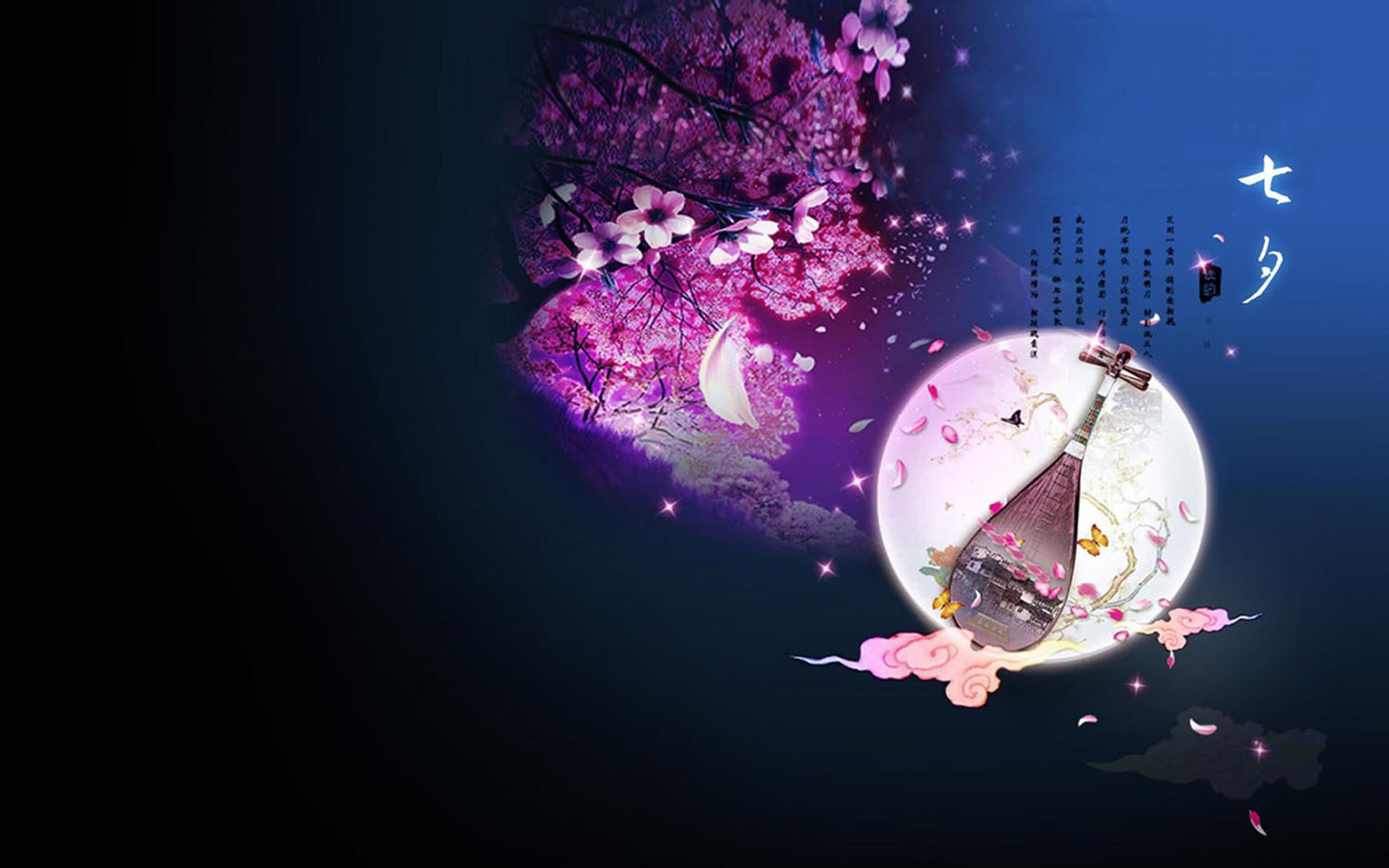 古典唯美七夕PPT背景图片免费下载是由PPT宝藏(www.pptbz.com)会员zengmin上传推荐的节日PPT背景图片, 更新时间为2016-10-16,素材编号106244。 七夕节,又名乞巧节、七巧节或七姐诞,发源于中国,是华人地区以及东亚各国的传统节日,该节日来自于牛郎与织女的传说,在农历七月初七庆祝(日本在明治维新后改为阳历7月7日)。因为此日活动的主要参与者是少女,而节日活动的内容又是以乞巧为主,所以人们称这天为乞巧节或少女节、女儿节。 七夕节的来历与民间流传的牛郎与织女的故事有