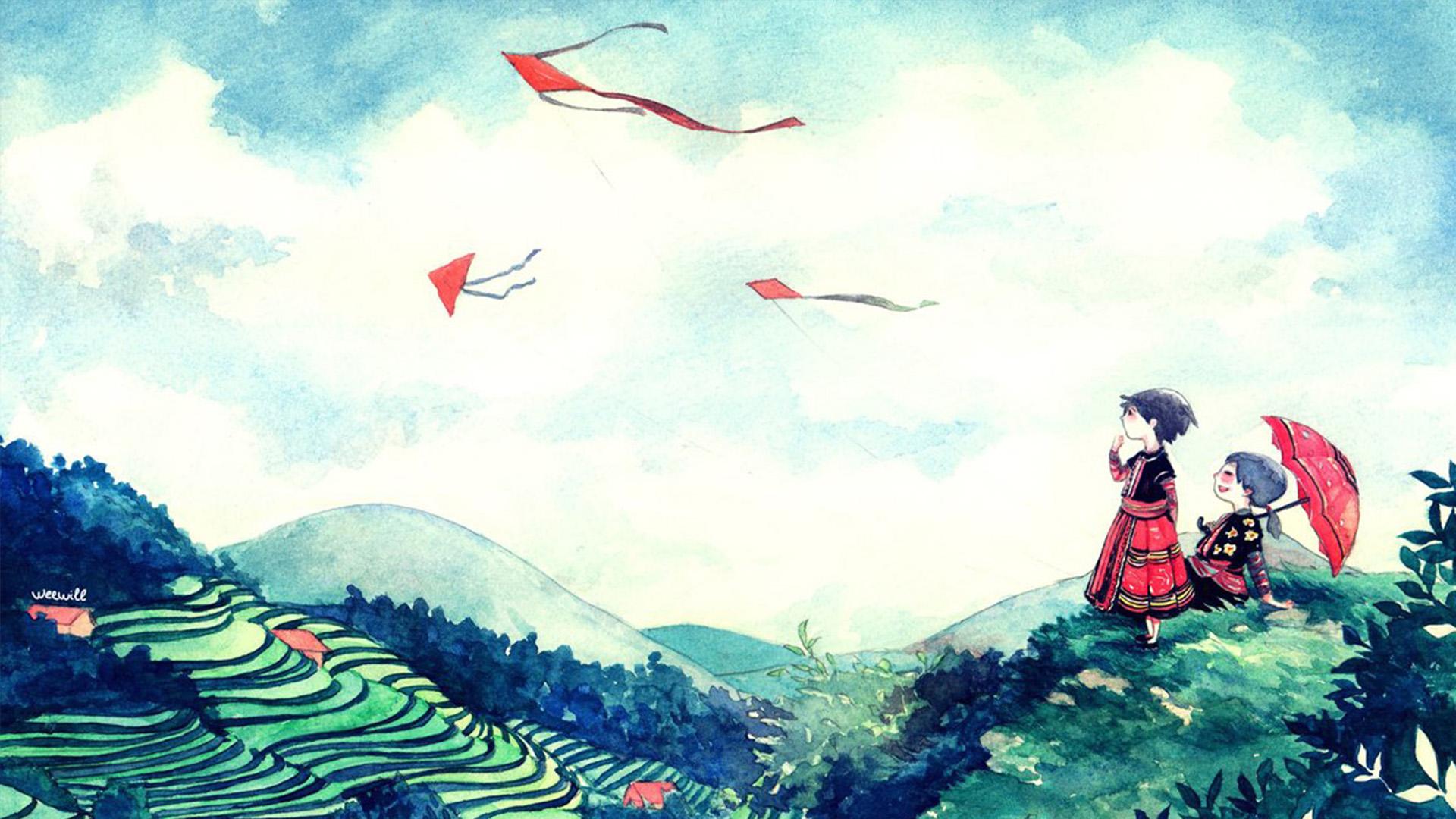 放风筝绘画PPT背景图片免费下载是由PPT宝藏(www.pptbz.com)会员zengmin上传推荐的简约PPT背景图片, 更新时间为2017-01-22,素材编号120815。 在游戏中,放风筝是一种游戏术语。 风筝起源于中国,中国风筝有悠久的历史,据说汉朝大将韩信曾利用风筝进行测量。梁武帝时曾利用风筝传信,但未成功。南北朝有人背着风筝从高处跳下而没有跌死。唐朝的张丕被围困时曾利用风筝传信求救兵,取得了成功。这些说明,中国风筝的历史至少有2000多年了。从唐朝开始,风筝逐渐变成玩具。到了晚唐,风筝上已