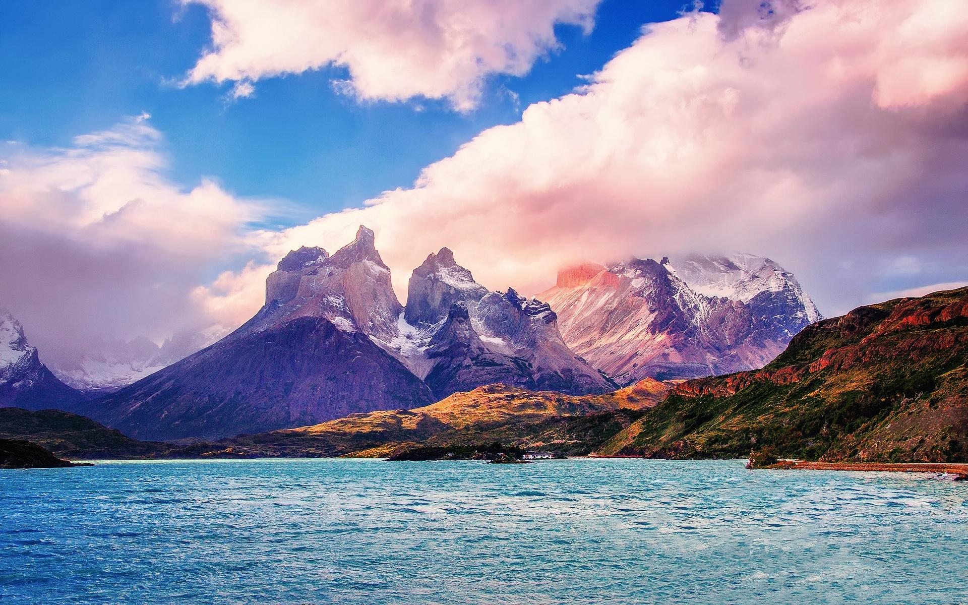 智利ppt背景图片下载