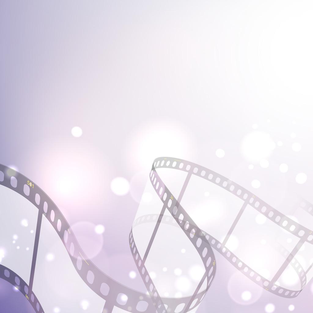 电影胶片ppt背景图片下载