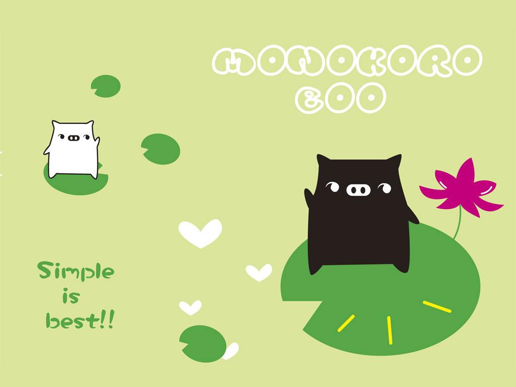 经典卡通黑白猪PPT背景图片免费下载是由PPT宝藏(www.pptbz.com)会员zengmin上传推荐的卡通PPT背景图片, 更新时间为2016-11-08,素材编号110687。 黑白猪是日本偶像创作旗舰公司San-X推出的一款经典作品Mono KuRo BOO 黑白猪系列,可爱的黑白两只小猪,色彩以黑、白、灰三色变化,造型设计简约又不乏时尚气息。Simple is best!