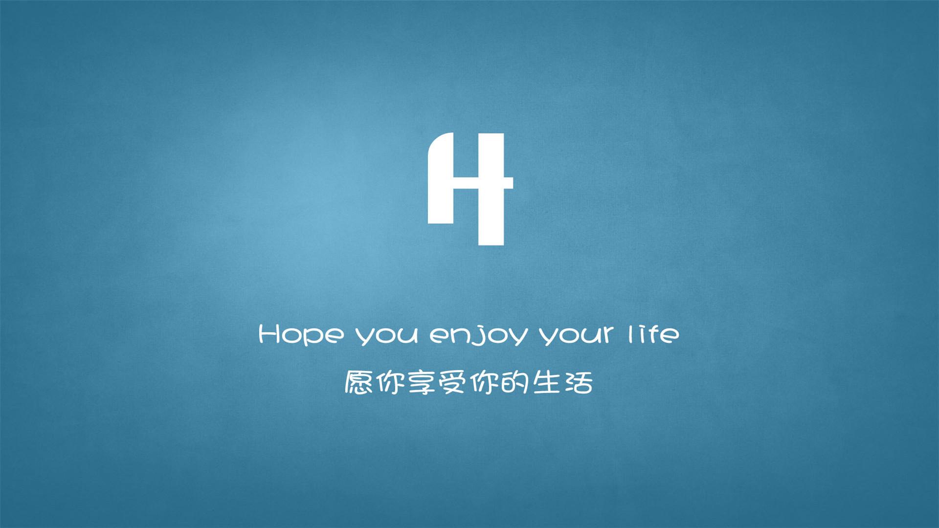 英文字母的爱情故事hppt背景图片下载