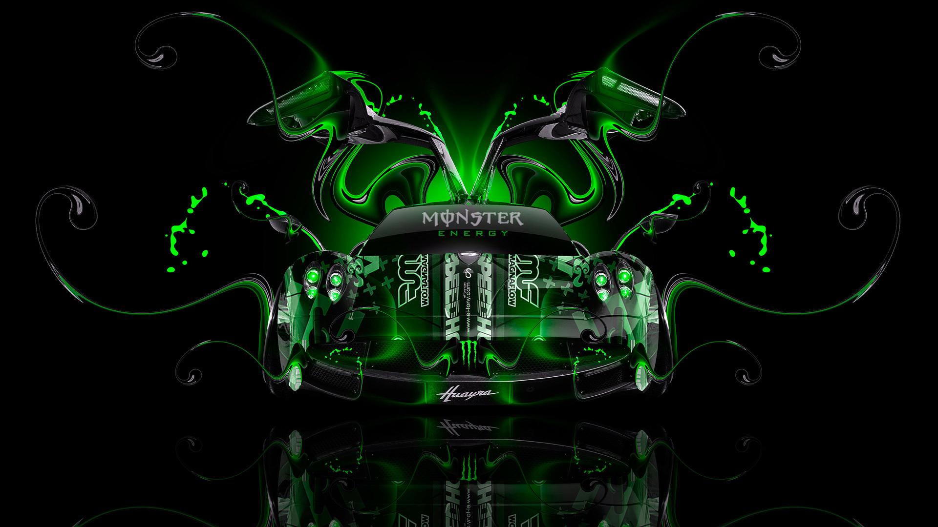 超级跑车帕加尼时尚炫酷创意设计个性ppt背景图片下载