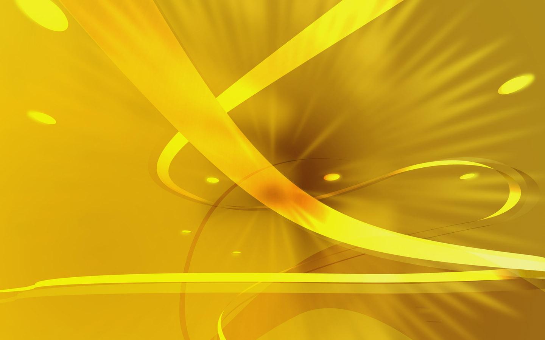 黄色系创意设计线条ppt背景图片下载